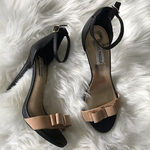 Steve Madden // Magnlia Stiletto Bow Heels